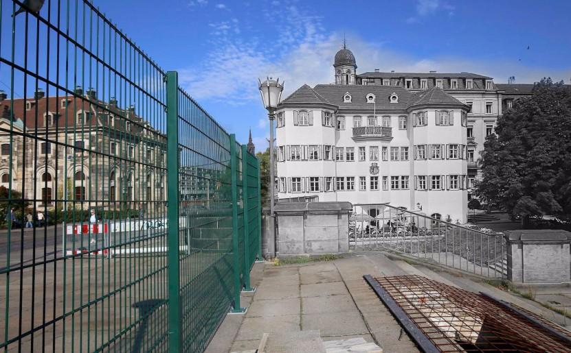 Das Narrenhäusel in Dresden