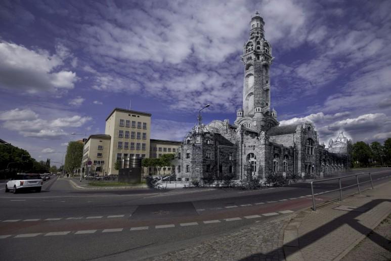 Heizhaus Dresden